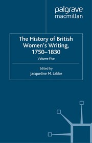 Cover of: The history of British women