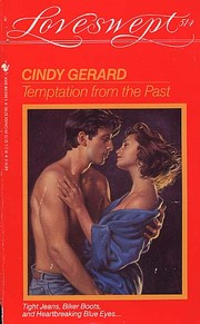 Cover of: TEMPTATION FROM THE PAST | Cindy Gerard