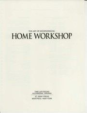 Cover of: Home workshop