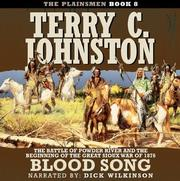 Cover of: Blood Song | Terry C. Johnston