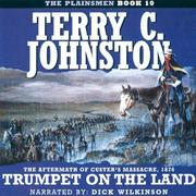 Cover of: Trumpet on the Land (Plainsmen)