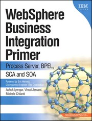 Cover of: WebSphere business integration primer | Ashok Iyengar