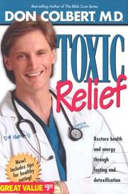 Cover of: Toxic Relief