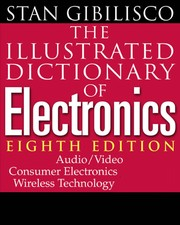 Cover of: The Illustrated Dictionary of Electronics |