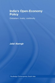 Cover of: India's open-economy policy | Jalal Alamgir