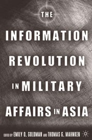 Cover of: The information revolution in military affairs in Asia |