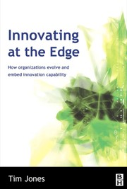 Cover of: Innovating at the edge | Jones, Tim