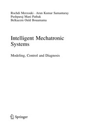 Cover of: Intelligent Mechatronic Systems | Rochdi Merzouki