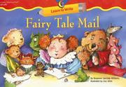 Cover of: Fairy Tale Mail (Learn to Write)