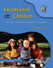Exceptional Children by William L. Heward