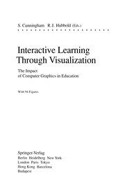 Cover of: Interactive Learning Through Visualization | Steve Cunningham