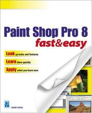 Cover of: Paint Shop Pro 8 Fast & Easy