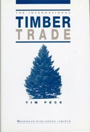 The international timber trade