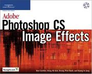 Cover of: Adobe Photoshop CS Image Effects | Ron Grebler