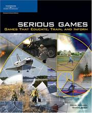 Cover of: Serious Games | David Michael