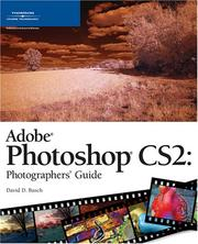 Cover of: Adobe Photoshop CS2: Photographers' Guide