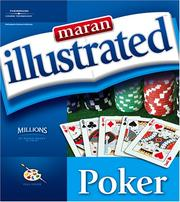 Cover of: Maran Illustrated Poker | MaranGraphics