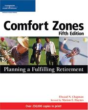 Cover of: Comfort Zones | Marion E. Haynes
