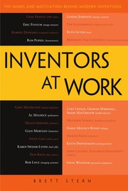 Cover of: Inventors at Work | Brett Stern
