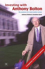Cover of: Investing with Anthony Bolton | Anthony Bolton