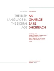 Cover of: The Irish Language in the Digital Age | Georg Rehm