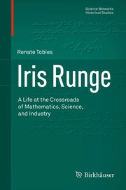 Cover of: Iris Runge
