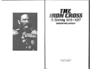Cover of: The Iron Cross