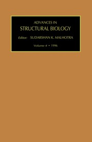 Cover of: Advances in Structural Biology, Volume 4 | Malhotra, S. K.