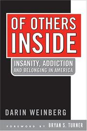 Cover of: Of Others Inside | Darin Weinberg