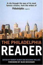 Cover of: Philadelphia Reader