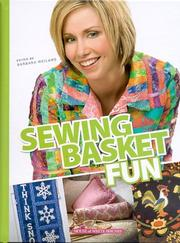 Cover of: Sewing basket fun