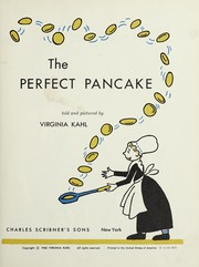 Cover of: The perfect pancake | Virginia Kahl