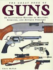 Cover of: The Great Book of Guns