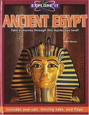 Cover of: Explore It: Ancient Egypt (Explore It)