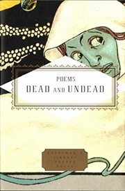 Cover of: Poems of the Dead and Undead (Everyman's Library POCKET POETS)