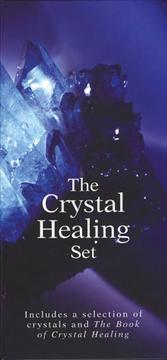 Cover of: The Crystal Healing Set