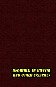 Cover of: Reginald in Russia and Other Sketches