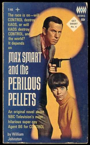Max Smart and the Perilous Pellets by William Johnston