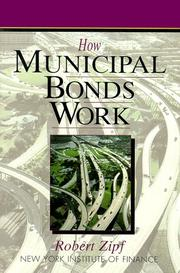 Cover of: How municipal bonds work