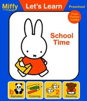 Cover of: School Time (Let's Learn)