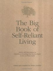 Cover of: The Big Book of Self-Reliant Living