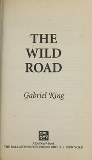 Cover of: The wild road