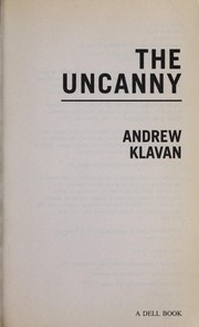 Cover of: The uncanny