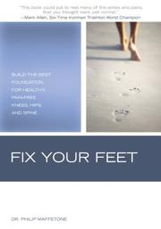 Cover of: Fix your feet