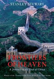 Cover of: Frontiers of heaven