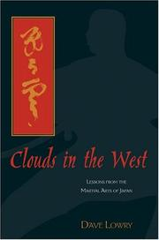 Cover of: Clouds in the West | Dave Lowry