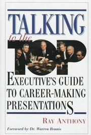 Cover of: Talking to the top