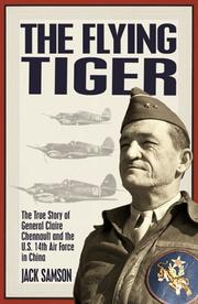 Cover of: The flying tiger