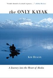 Cover of: The only kayak
