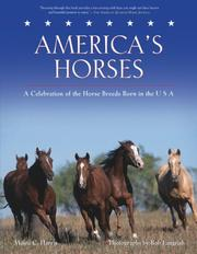 Cover of: America's Horses
